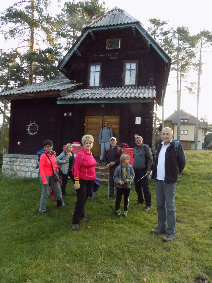 Takmicenje u planinarskom Viseboju 2019 Tara